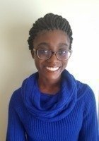 A photo of Nicole, a tutor from Emory University