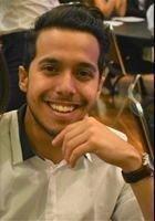A photo of John, a tutor from Virginia Commonwealth University