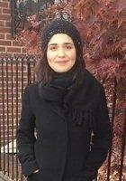 A photo of Fatima, a tutor from CUNY Hunter College
