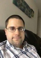 A photo of Sam David, a tutor from University at Buffalo