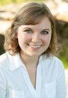 A photo of Susie, a tutor from Roger Williams University