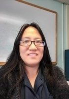 A photo of Sharon, a tutor from University of Maryland-Baltimore County