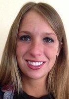 A photo of Victoria, a tutor from Winston-Salem State University