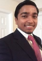 A photo of Abraham, a tutor from National Institute of Technology Calicut