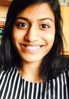 A photo of Anusha, a tutor from University of Michigan-Ann Arbor