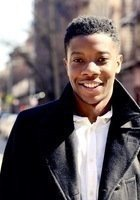 A photo of Damani, a tutor from Columbia University in the City of New York