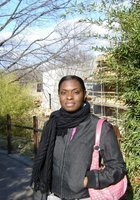 A photo of Tayana, a tutor from CUNY Hunter College