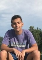 A photo of Pedro, a tutor from The University of Texas at Austin