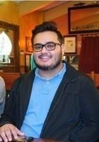 A photo of Muhammad, a tutor from The University of Texas at Austin
