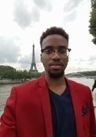 A photo of Devron, a tutor from University of Maryland-College Park