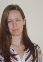 A photo of Katarina, a tutor from Kent State University at Kent