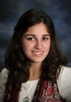 A photo of Layla, a tutor from Washington University in St Louis