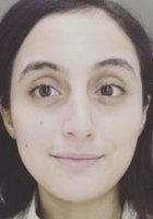 A photo of Fatima, a tutor from Michigan State University