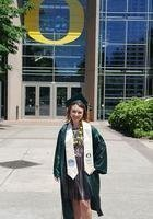 A photo of Jayme, a tutor from University of Oregon