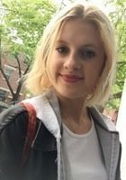 A photo of Charlotte, a tutor from New York University