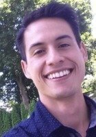 A photo of Andre, a tutor from Ursinus College