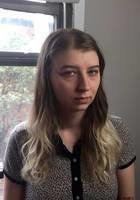 A photo of Emily, a tutor from New York University