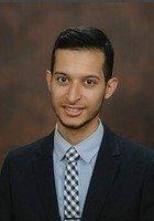 A photo of Faraaz, a tutor from Ohio State University-Main Campus
