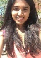 A photo of Priya, a tutor from Rutgers University-New Brunswick