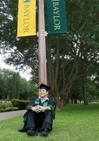 A photo of Keenan, a tutor from Baylor University