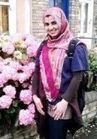 A photo of Ayesha, a tutor from University of Punjab