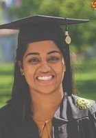 A photo of Sherly, a tutor from Emory University