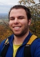 A photo of Josh, a tutor from Goucher College
