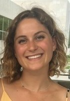 A photo of Tess, a tutor from Northwestern University