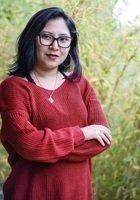 A photo of Minerva, a tutor from Eastern Washington University