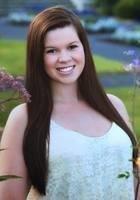 A photo of Hailey, a tutor from Vanderbilt University