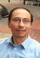 A photo of Weizhong, a tutor from Shanghai China