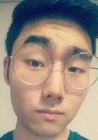 A photo of Sonny, a tutor from University of Michigan