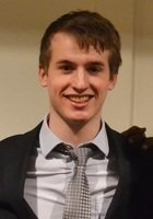 A photo of Thomas, a tutor from Washington University in St Louis