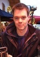 A photo of Zachary, a tutor from Washington State University