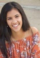 A photo of Riya, a tutor from University of Kansas