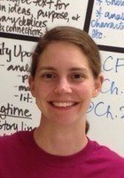 A photo of Genevieve, a tutor from Ursinus College