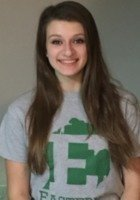 A photo of Taylor, a tutor from Eastern Michigan University