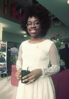 A photo of Olivia, a tutor from Virginia Union University