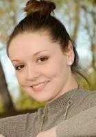 A photo of Sydney, a tutor from University of Kansas