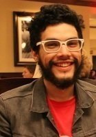 A photo of Nicholas, a tutor from Lone Star College System