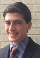 A photo of Keane, a tutor from University of Kentucky