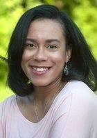 A photo of Dereka, a tutor from Spelman College