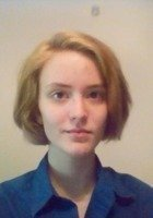 A photo of Hannah, a tutor from Virginia Wesleyan College