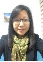 A photo of Jingyi, a tutor from Truman State University