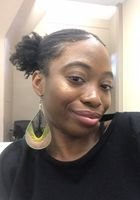 A photo of Kehinde, a tutor from CUNY City College