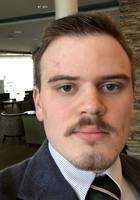 A photo of Nate, a tutor from Rochester Institute of Technology