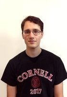 A photo of Will, a tutor from Cornell University