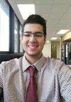 A photo of Omar, a tutor from University of Illinois at Chicago
