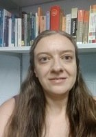 A photo of Laura, a tutor from Goucher College