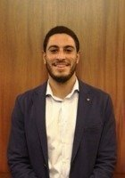 A photo of Walid, a tutor from Boston University